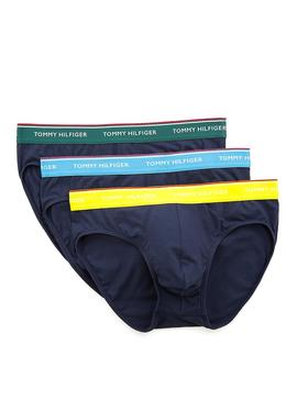 Pack Cueca Tommy Hilfiger 3P Breve