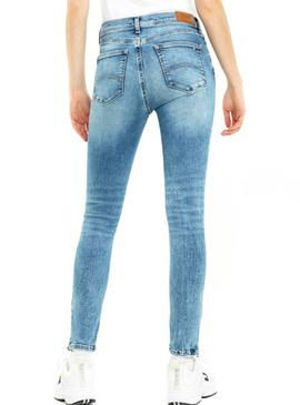 Jeans Tommy Jeans Nora 7/8 Mulher