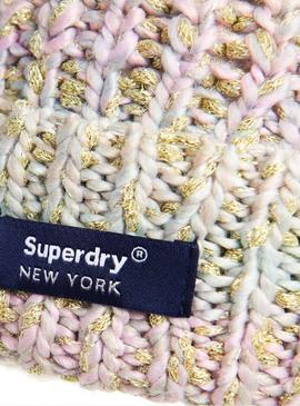 Gorro Superdry Sparkle Multicolor Mulher
