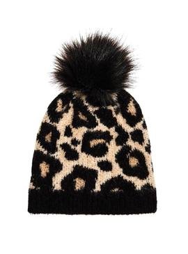 Gorro Superdry Lisa Leopard Mulher
