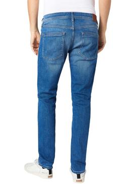 Jeans Pepe Jeans Stanley Azul Homem
