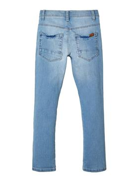 Jeans Name It Silas 2317 Light Menino