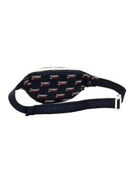 Bumbag Tommy Jeans Cool City Navy Homem
