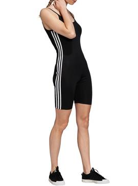 Jumpsuit Adidas Cycling Preto Mulher