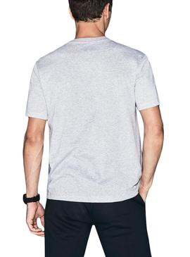 T- Shirt Lacoste Sport TH7618 Grey